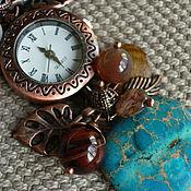 Украшения handmade. Livemaster - original item Watch ( gift) Jurmala. Handmade.