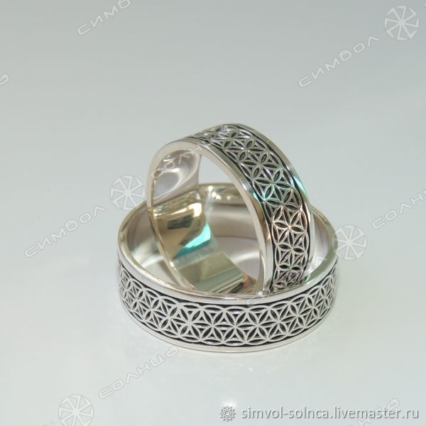 ring Flower of life, Amulet, Sochi,  Фото №1