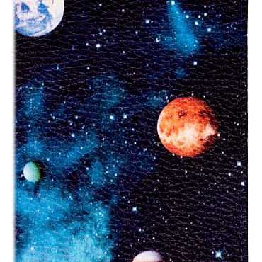 Канцелярские товары ручной работы. Ярмарка Мастеров - ручная работа Обложки: Кожаная обложка для паспорта 77. Handmade.