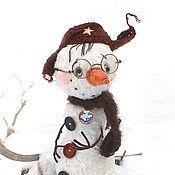 Куклы и игрушки ручной работы. Ярмарка Мастеров - ручная работа Шапкин-Ушанкин. Handmade.