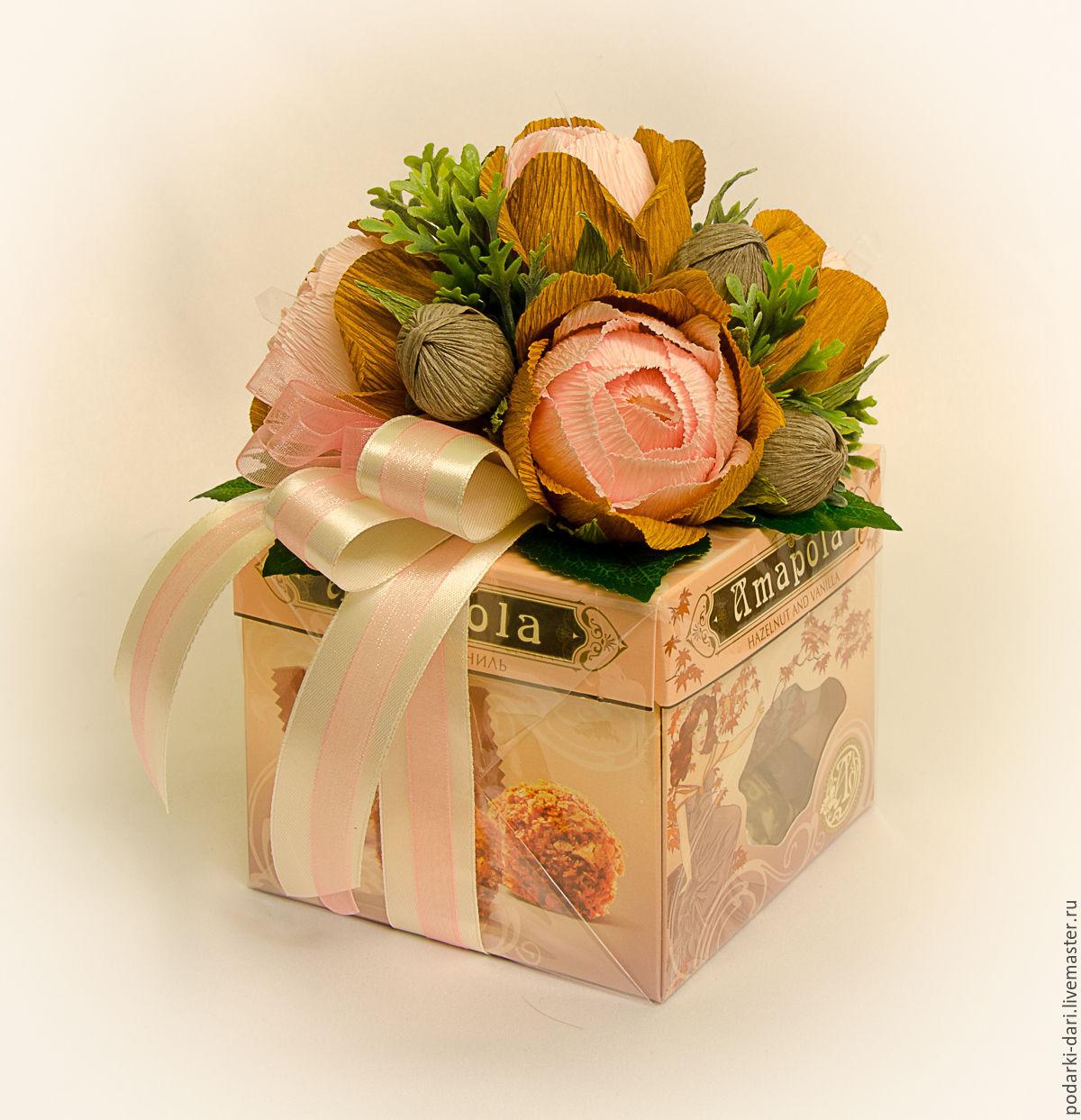 Подарок Коробку Сюрпризом Купить Подарок Коробку 4