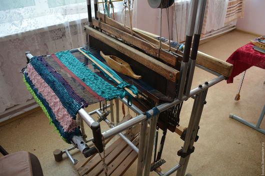 Ткачество ручной работы. Ярмарка Мастеров - ручная работа. Купить Ручной ткацкий станок. Handmade. Ручной ткацкий станок, Ткачество