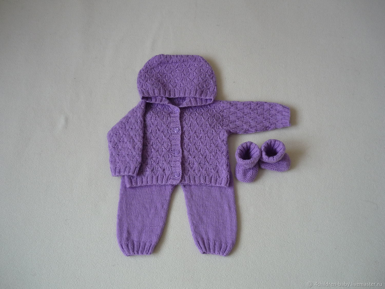 Clothing Sets: Knitted set for girls, Collecti clothes, Moscow,  Фото №1