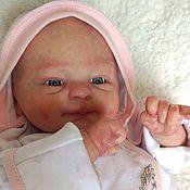 Куклы и игрушки ручной работы. Ярмарка Мастеров - ручная работа Кукла реборн малышка (на заказ). Handmade.