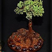 Цветы и флористика handmade. Livemaster - original item Direvo of beads
