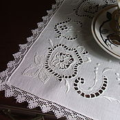 Винтаж handmade. Livemaster - original item Antique napkin
