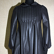 Одежда handmade. Livemaster - original item woolen dress. Handmade.