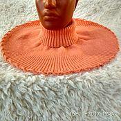 Аксессуары handmade. Livemaster - original item Dickey knitted. Handmade.