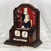 Подарки к праздникам ручной работы. Ярмарка Мастеров - ручная работа Вечный календарь с вашим фото. Handmade.
