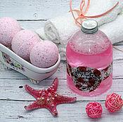 Пенки ручной работы. Ярмарка Мастеров - ручная работа Пена для ванн Романтичная роза. Handmade.