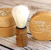 Косметика ручной работы. Ярмарка Мастеров - ручная работа Мыло для бритья кусковое подарок мужчине. Handmade.