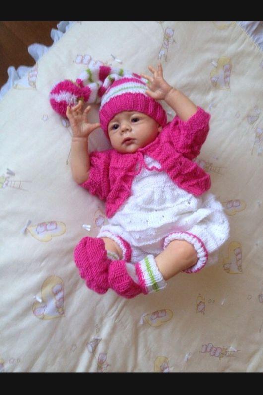 Куклы-младенцы и reborn ручной работы. Ярмарка Мастеров - ручная работа. Купить Кукла-реборн молд Карлотта от К.Вегерих(цена снижена). Handmade.