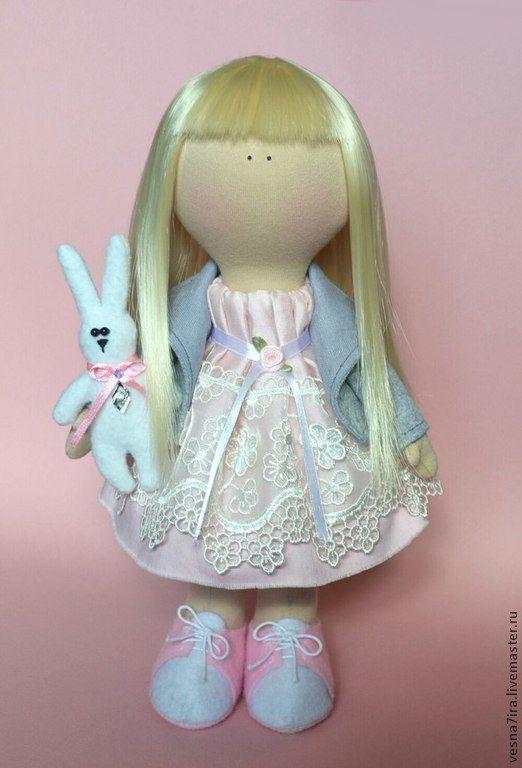 """Куклы и игрушки ручной работы. Ярмарка Мастеров - ручная работа. Купить Набор для шитья куклы """"Девочка -большеножка"""". Handmade. Набор"""