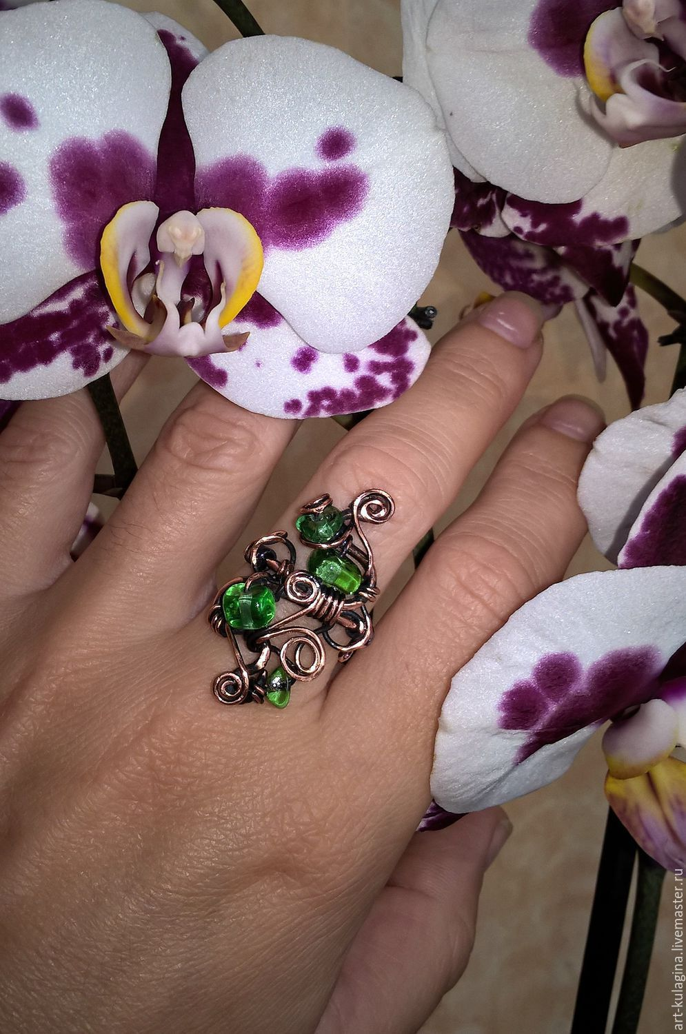 Ring ' The Luxury Of The East', Rings, Moscow,  Фото №1