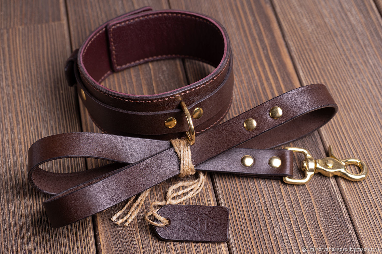 Bdsm dress collars