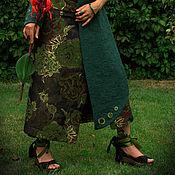 "Одежда handmade. Livemaster - original item ""Flora"" Skirt. Handmade."