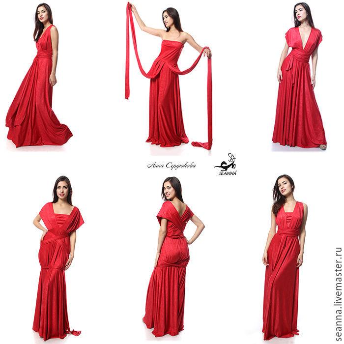 Как Завязывать Платье