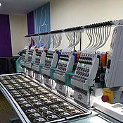 Одежда ручной работы. Ярмарка Мастеров - ручная работа Текстиль для промоакций с вышивкой на заказ. Handmade.