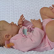 Куклы и игрушки ручной работы. Ярмарка Мастеров - ручная работа Emma By Natalie Scholl. Handmade.