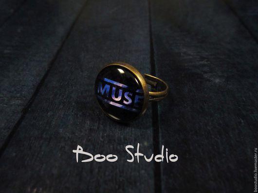 Кольца ручной работы. Ярмарка Мастеров - ручная работа. Купить Кольцо Muse. Handmade. Тёмно-фиолетовый, украшения ручной работы