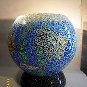 Для дома и интерьера ручной работы. Ярмарка Мастеров - ручная работа ваза декоративная. Handmade.
