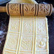Для дома и интерьера handmade. Livemaster - original item Gingerbread rolling pin. No. №00 2. Handmade.