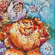 Colorful Summer a bouquet of flowers, painting flowers painting flower. Pictures. Art Gallery by Natalya Zhdanova. Online shopping on My Livemaster.  Фото №2