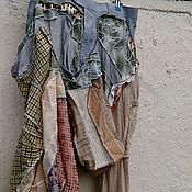 Одежда ручной работы. Ярмарка Мастеров - ручная работа юбка-брюки СВОБОДНЫЙ ПОЛЕТ. Handmade.