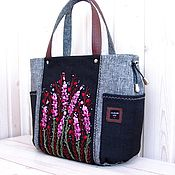 Сумки и аксессуары handmade. Livemaster - original item Bag BY HEATHER TRAILS. Handmade.
