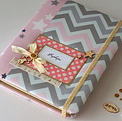 Канцелярские товары handmade. Livemaster - original item Mother`s diary. Handmade.