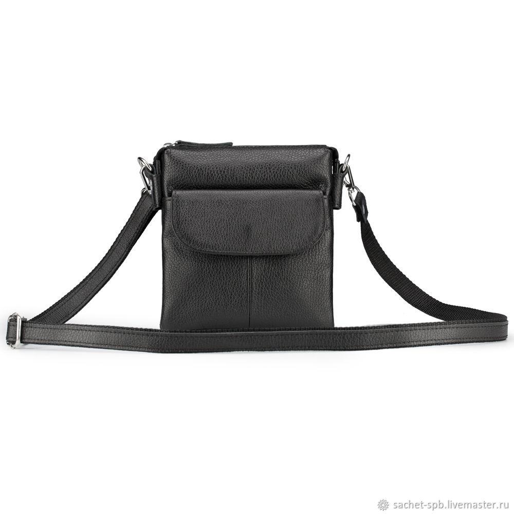 d14dc72ba67e Мужские сумки ручной работы. Ярмарка Мастеров - ручная работа. Купить  Кожаная сумка
