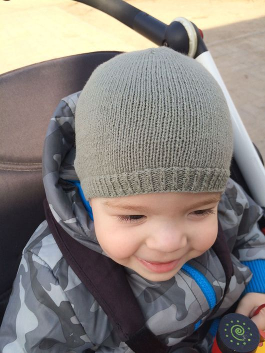 Шапки и шарфы ручной работы. Ярмарка Мастеров - ручная работа. Купить Детские вязанные шапки. Handmade. Вязанная шапка