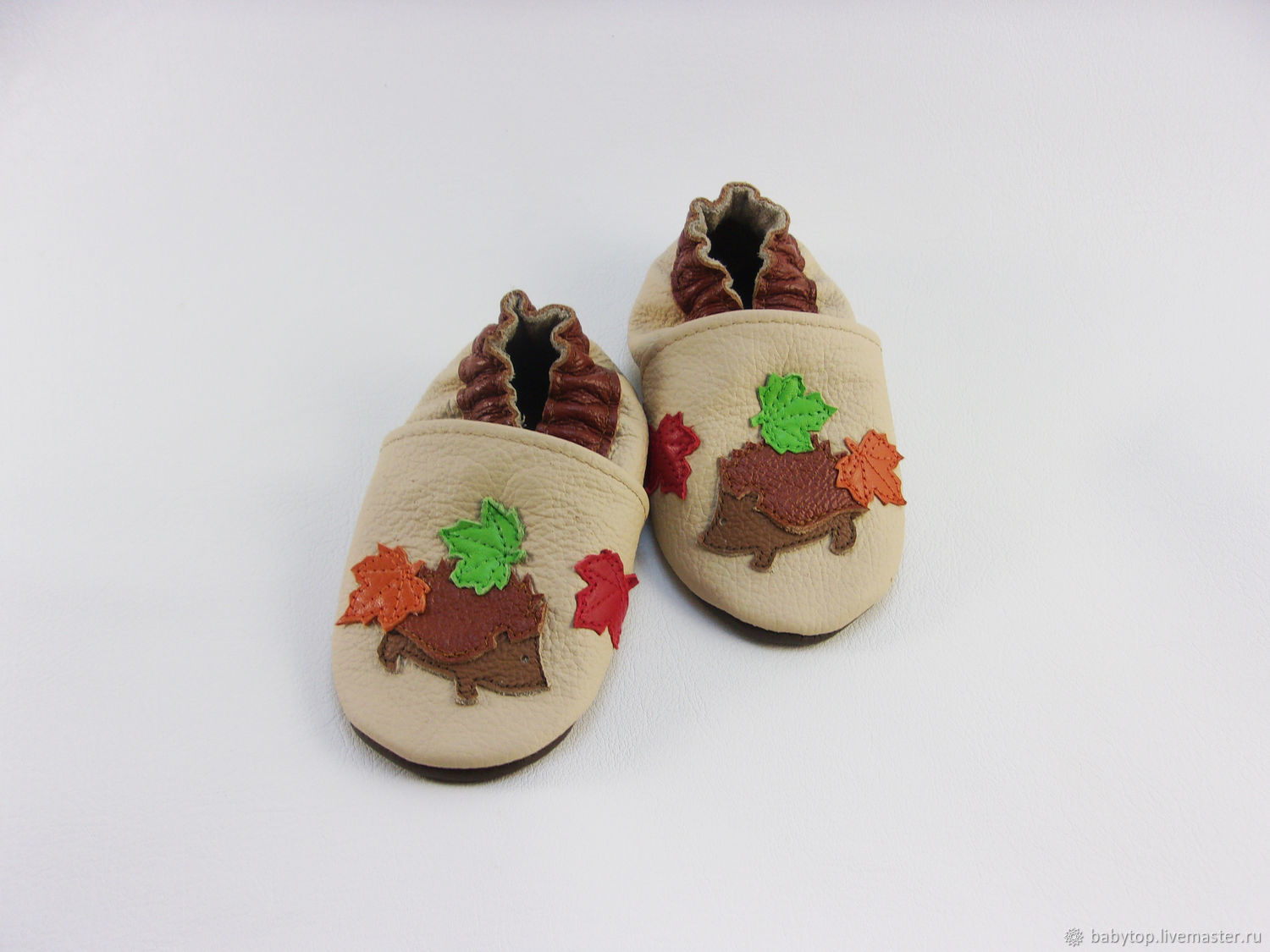 Baby Leather Shoes.Slippers.Child Shoes, Babys bootees, Kurganinsk,  Фото №1