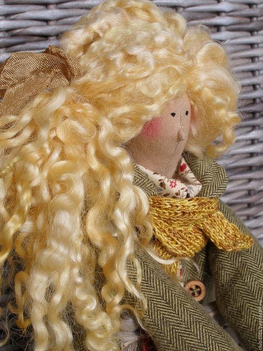 Куклы Тильды ручной работы. Ярмарка Мастеров - ручная работа. Купить Тильда Кукла  Тильда ... Лидочка:). Handmade. Тильда, красный