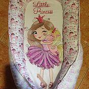 Комплекты одежды ручной работы. Ярмарка Мастеров - ручная работа Кокон - гнездышко для новорожденных. Handmade.