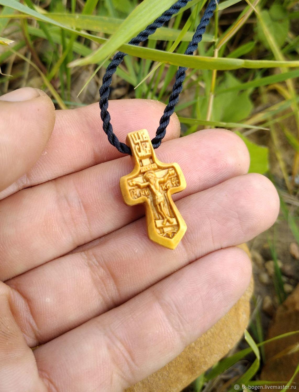 Детский деревянный крестик, Аксессуары, Зеленоград, Фото №1