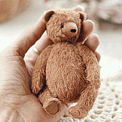 Куклы и игрушки ручной работы. Ярмарка Мастеров - ручная работа Мишка тедди.Медведь Потап. Handmade.
