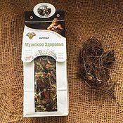 Материалы для творчества handmade. Livemaster - original item Tea Men`s Health. Handmade.