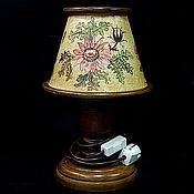 Винтаж handmade. Livemaster - original item Vintage table lamp. Handmade.