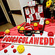Хэштег #cocacolawedding - 10х70 см. (1750 руб.)