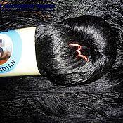 Материалы для творчества handmade. Livemaster - original item INDIAN DUPIONI 100% SILK 500m/100g. Handmade.