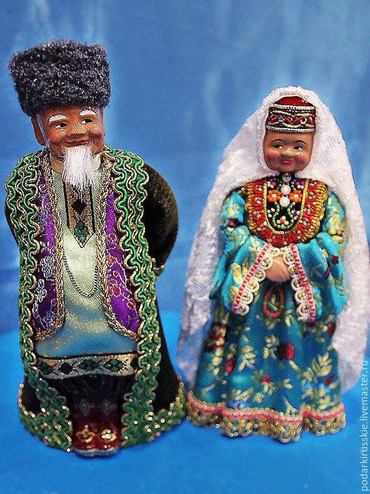 Abika and Apica, Folk Dolls, Kazan,  Фото №1