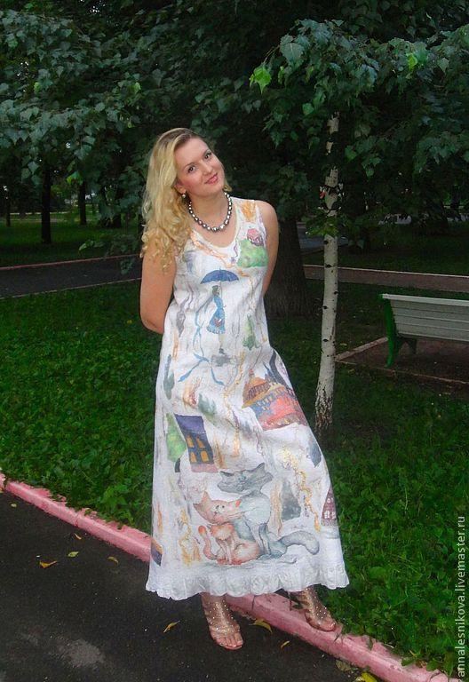 """Платья ручной работы. Ярмарка Мастеров - ручная работа. Купить Платье """"Свадьба на крыше"""". Handmade. Платье, свадьба, платье коктейльное"""