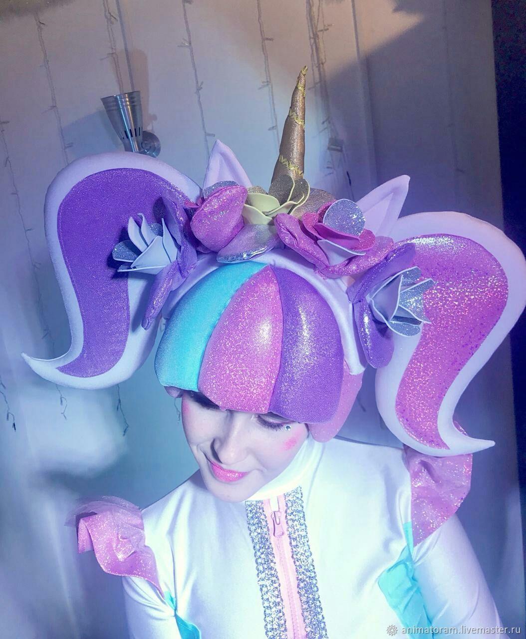 Костюм кукла лол для аниматоров единорог Единорожка, Костюмы, Киев,  Фото №1