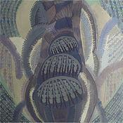 Картины и панно ручной работы. Ярмарка Мастеров - ручная работа Картины. Растительные фантазии. Handmade.
