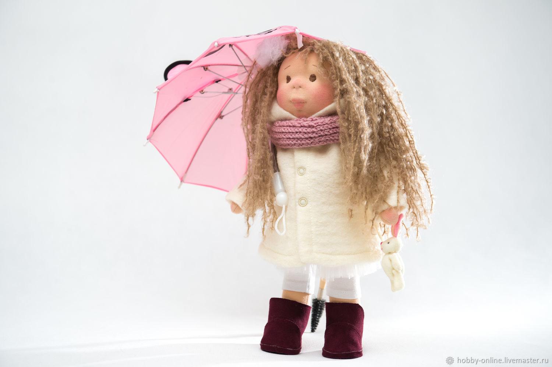 Вальдорфская текстильная кукла Софи, Вальдорфские куклы и звери, Мурманск,  Фото №1