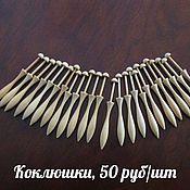 Инструменты для кружевоплетения ручной работы. Ярмарка Мастеров - ручная работа Коклюшки. Handmade.