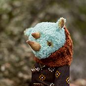 Куклы и игрушки ручной работы. Ярмарка Мастеров - ручная работа пёстрая сказка. Handmade.