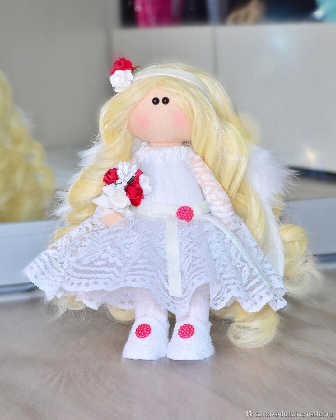 Ангел, Куклы Тильда, Новокузнецк,  Фото №1
