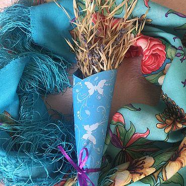 Цветы и флористика ручной работы. Ярмарка Мастеров - ручная работа Букет из сухоцветов « Облачко». Handmade.